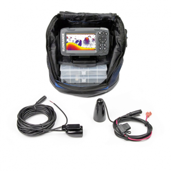 Lowrance Hook2-4X GPS All Season Pack (EU) in the group Electronics / Sonars at Sportfiskeprylar.se (000-14184-001)