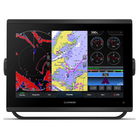 Garmin GPSMAP 1223 in the group Electronics / Fishfinder/Chartplotters at Sportfiskeprylar.se (010-02367-00)
