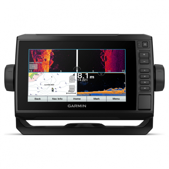 Garmin Echomap UHD 72sv with transducer GT56 in the group Electronics / Fishfinder/Chartplotters at Sportfiskeprylar.se (010-02518-01)