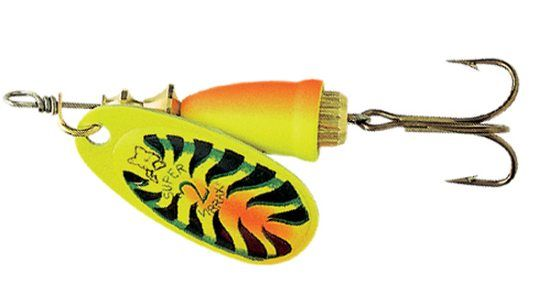 Vibrax Firetiger in the group Lures / Inline Spinners at Sportfiskeprylar.se (01499r)