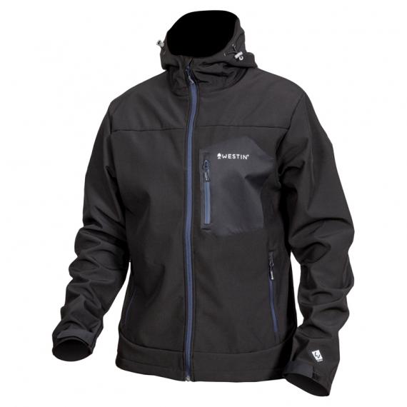 Westin W4 Super Duty Softshell Jacket Seal Black M