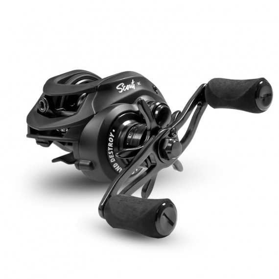 Scout Baitcaster 200/201 in the group Reels / Casting Reels at Sportfiskeprylar.se (Z-SBC200r)