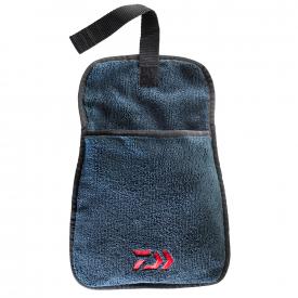 Daiwa Blue Fishing Towel Fishing Clothing