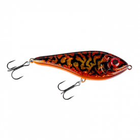 Buster Swim Slow Sink 13cm Söder Custom - Burbot Flash Insert