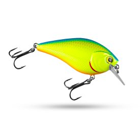Scout Squarebill - Chartreuse Shad