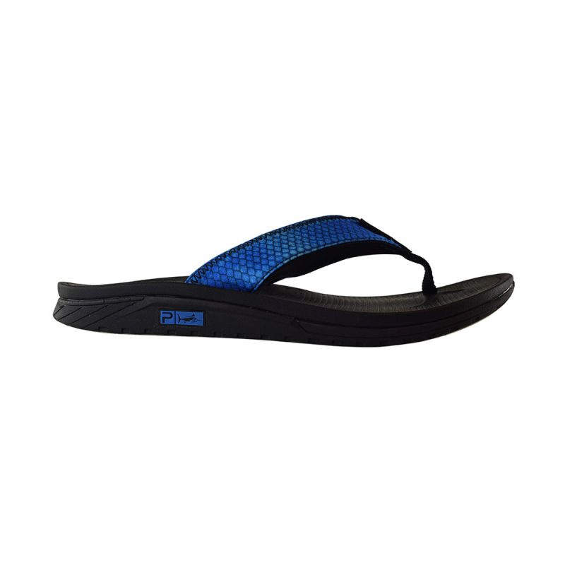 Pelagic Offshore Sandal Ambush Blue 10