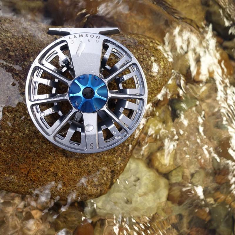 5. Waterworks-Lamson Guru S Series Fly Reel review