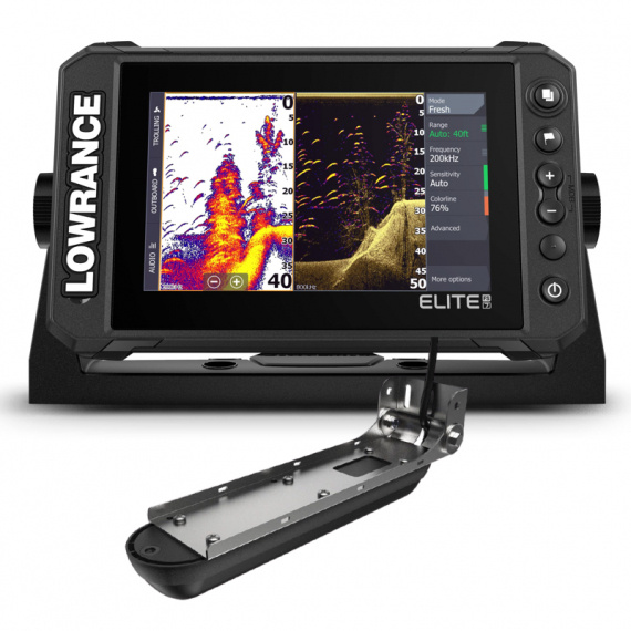 Lowrance Elite FS 7 with Active Imaging 3-in-1