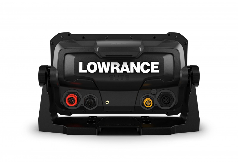 Lowrance Elite FS 7 with HDI Transducer